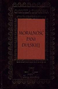 Okładka książki Moralność Pani Dulskiej
