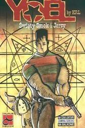 Okładka książki Yoel: Święty Smok i Jerzy