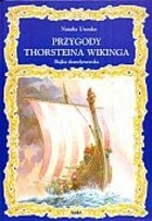 Okładka książki Przygody Thorsteina Wikinga
