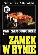 Okładka książki Pan samochodzik i zamek w Rynie
