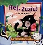 Okładka książki Hej, zuziu! Trójwymiarowa książeczka