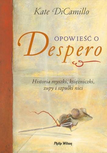 Okładka książki Opowieść o Despero