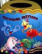 Okładka książki Podwodne przyjęcie