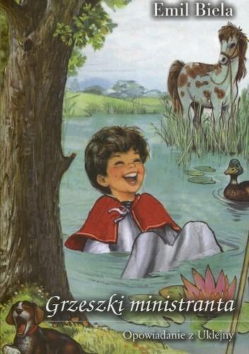 Okładka książki Grzeszki ministranta