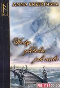 Okładka książki Wody głębokie jak niebo