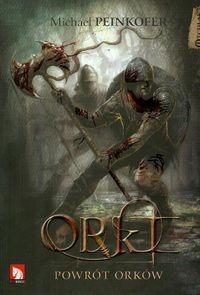 Okładka książki Powrót Orków