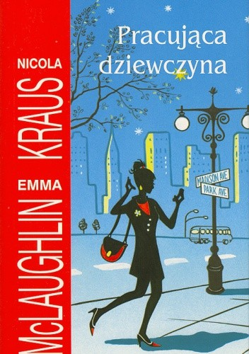 Okładka książki Pracująca dziewczyna