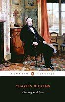 Okładka książki Dombey and Son