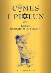 Okładka książki Cymes i piołun czyli księga humoru żydowskiego
