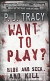 Okładka książki Want to Play?