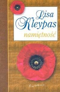 Okładka książki Namiętność