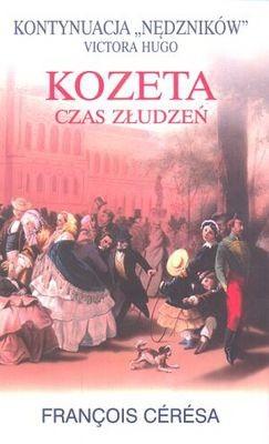Okładka książki Kozeta. Czas złudzeń