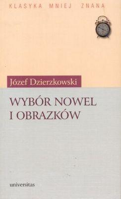 Okładka książki Wybór nowel i obrazków