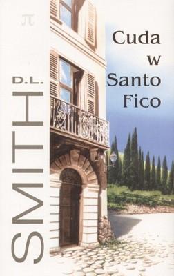 Okładka książki Cuda w Santo Fico