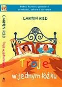 Okładka książki Troje w jednym łóżku