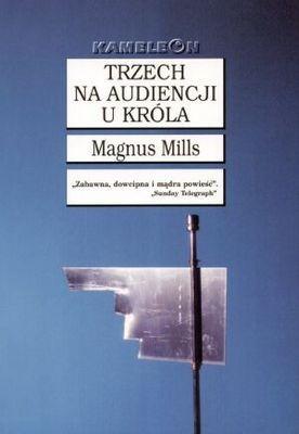 Okładka książki Trzech na audiencji u króla