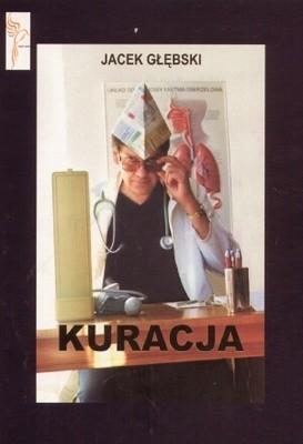 Okładka książki Kuracja
