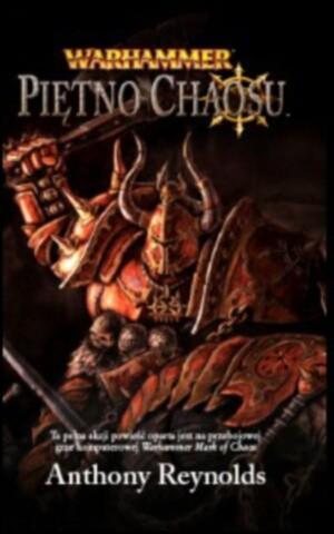 Okładka książki Piętno Chaosu