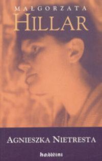Okładka książki Małgorzata Hillar: szkic monograficzny