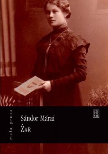 Okładka książki Żar