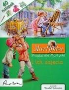 Okładka książki Martynka. Przyjaciele Martynki i ich zajęcia
