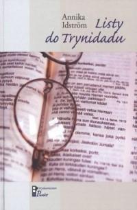 Okładka książki Listy do Trynidadu