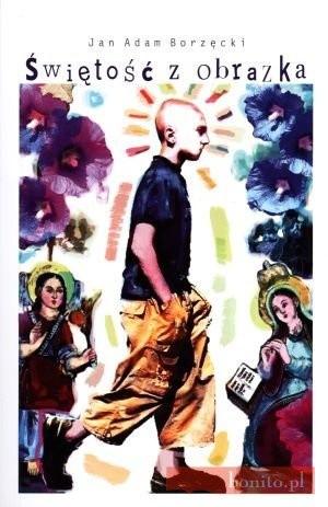 Okładka książki świętość z obrazka