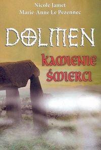 Okładka książki Dolmen. Kamienie śmierci
