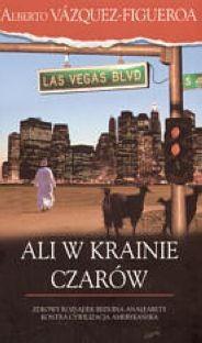 Okładka książki Ali w krainie czarów
