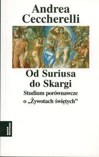 Okładka książki Od Suriusa do Skargi - Ceccherelli Andrea