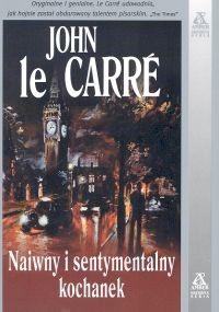 Okładka książki Naiwny i sentymentalny kochanek