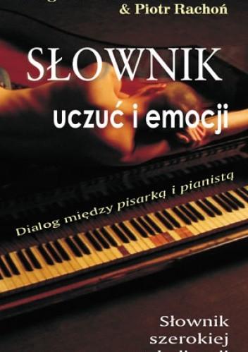 Okładka książki Słownik uczuć i emocji /CD