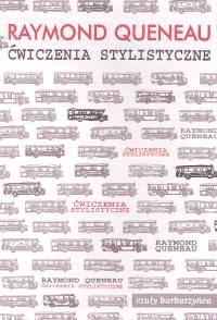 Okładka książki Ćwiczenia stylistyczne