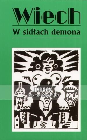 Okładka książki W sidłach demona
