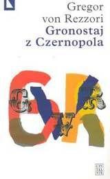 Okładka książki Gronostaj z Czernopola