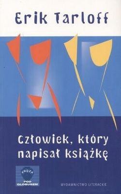 Okładka książki Człowiek, który napisał książkę