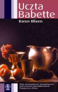 Okładka książki Uczta Babette