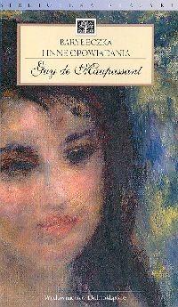 Okładka książki Baryłeczka i inne opowiadania