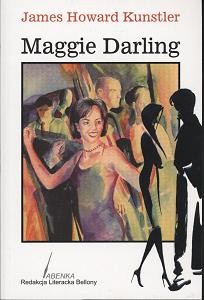 Okładka książki Maggie Darling