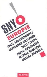 Okładka książki Sny o Europie