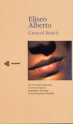 Okładka książki Caracol Beach