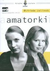 Okładka książki Amatorki