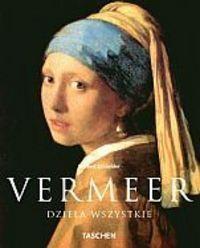 Okładka książki Vermeer 1632-1675. Ukryte emocje