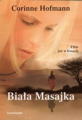Okładka książki Biała Masajka