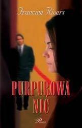 Okładka książki Purpurowa nić