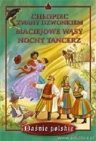Okładka książki Chłopiec zwany Dzwonkiem