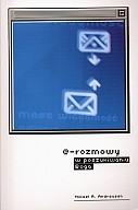 Okładka książki E-rozmowy. W poszukiwaniu Boga