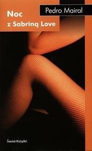 Okładka książki Noc z Sabriną Love