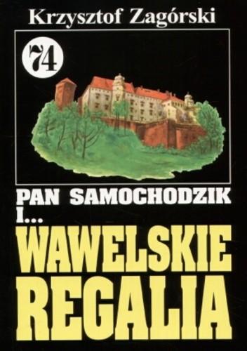 Okładka książki Pan Samochodzik i wawelskie regalia