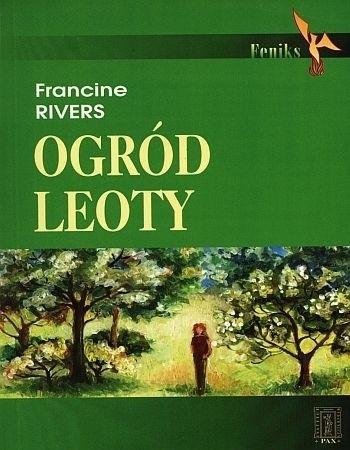 Okładka książki Ogród Leoty